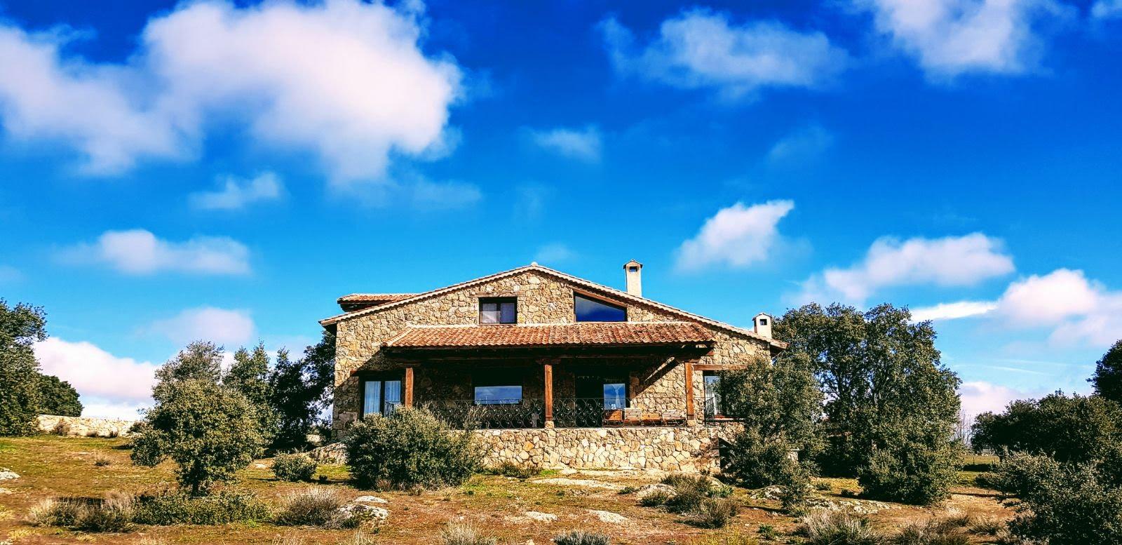 Terraza Casa de Piedra
