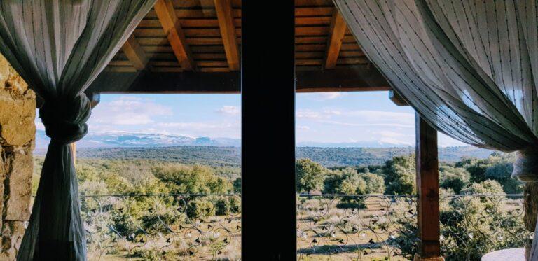 ventana salon